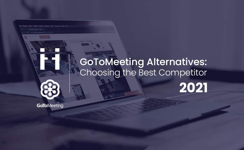 GoToMeeting Alternatives 2021