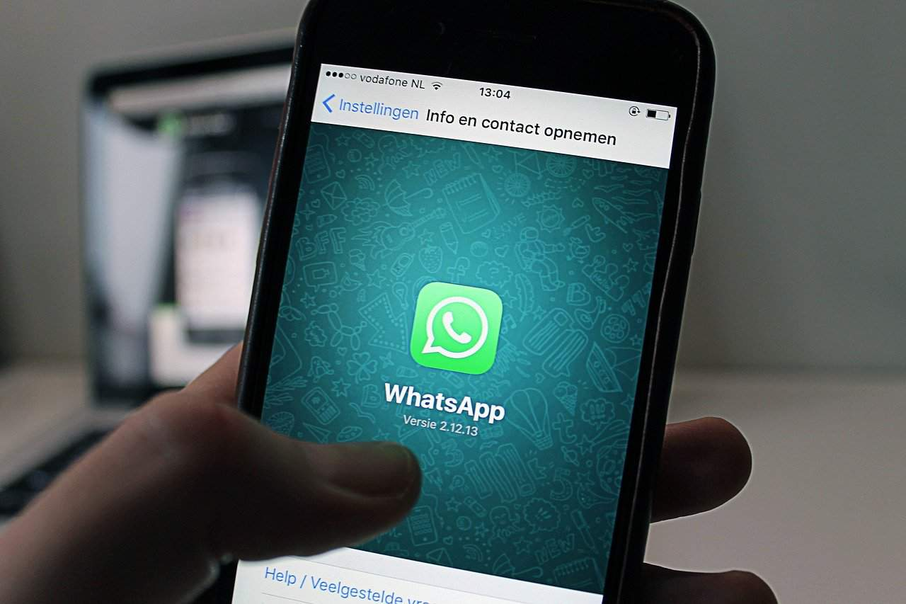 WhatsApp being downloaded onto mobile device rather than WhatsApp alternative