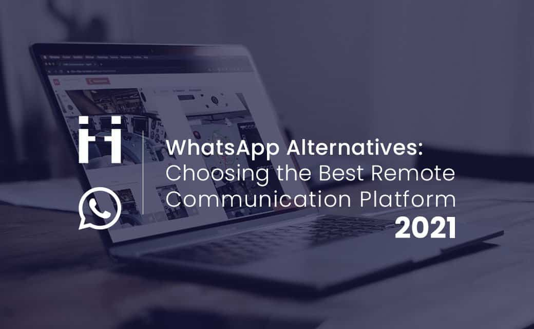 WhatsApp Alternatives 2021
